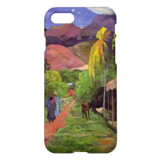 Rue de Tahiti - Gauguin iPhone 8/7 Case