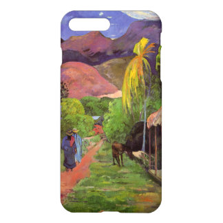 Rue de Tahiti - Gauguin iPhone 8 Plus/7 Plus Case