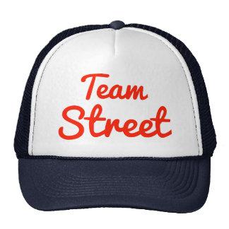 Rue d'équipe casquette de camionneur