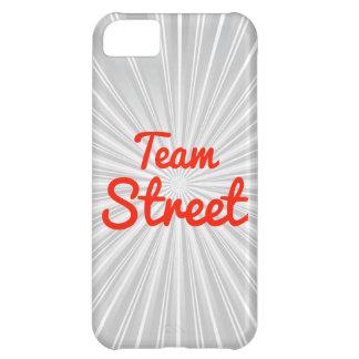 Rue d'équipe étuis iPhone 5C