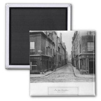 Rue des Bernardins Square Magnet