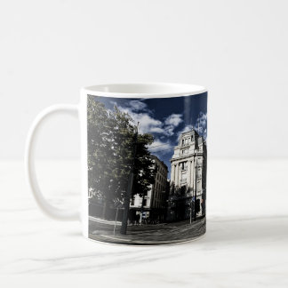 Rue des Moulins in Geneva Coffee Mug