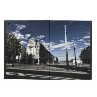Rue des Moulins in Geneva iPad Air Case
