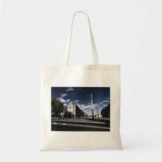 Rue des Moulins in Geneva Tote Bag