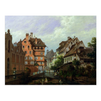 Rue des Tanneurs, Colmar, 1875 Postcard