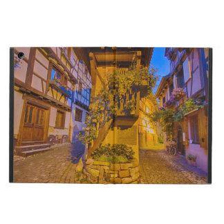 Rue du Rempart-Sud rue l'Allemand-Sud iEguisheim iPad Air Cover