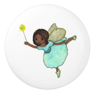 Rue Fairy Ceramic Knob