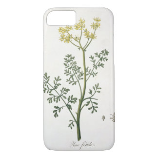 Rue from 'Phytographie Medicale' by Joseph Roques iPhone 7 Case