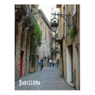 Rue médiévale cartes postales