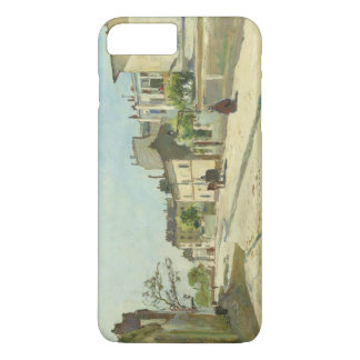 Rue Notre Dame Paris by Johan Barthold Jongkind iPhone 7 Plus Case