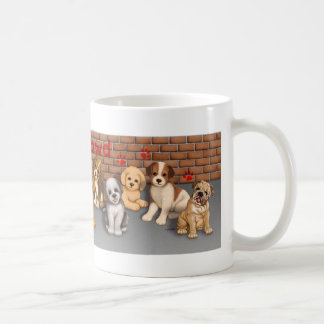 Ruff Crowd Coffee Mug