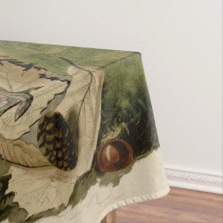 Ruffed Grouse by John Audubon Tablecloth