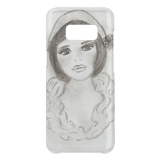 Ruffled Flapper Girl Uncommon Samsung Galaxy S8 Case