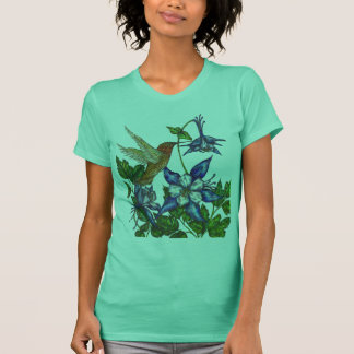 Rufous Hummingbird T-Shirt