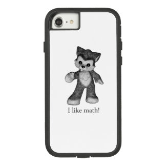 Rufus the Wolf iPhone 7/8 case I like math