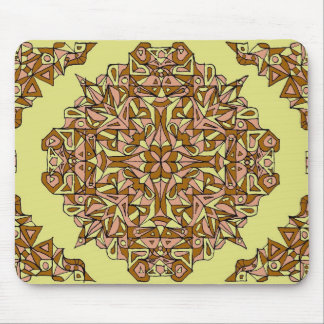 rug design 3 mouse pad
