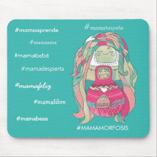 Rug for mouse hastags #mamamorfosis mouse pad