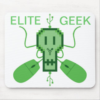Rug for mouse Logo Elite Geek - M1 Mouse Pad