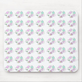 Rug for printed mouse mouse pad