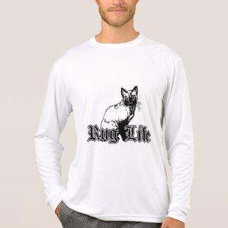 Rug Life - Gangsta Cat T-Shirt
