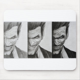 Rug Mouse Triple Joker Mouse Pad