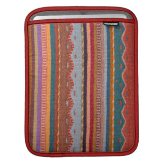 Rug patterns iPad sleeve