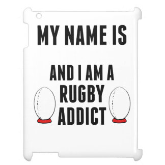 Rugby Addict Cover For The iPad 2 3 4