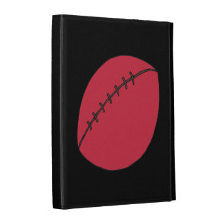 Rugby Ball iPad Cases