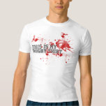 Rugby Blood Shirts