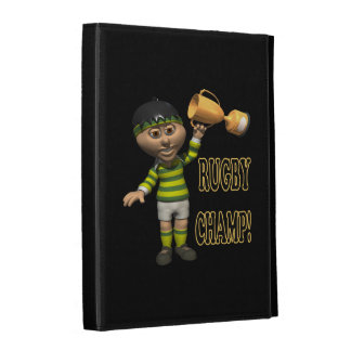 Rugby Champ iPad Folio Case