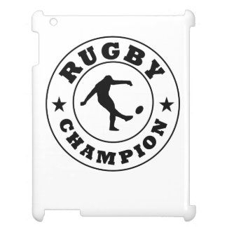 Rugby Champion iPad Cover