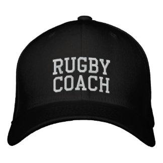 Rugby Coach Baseball Cap