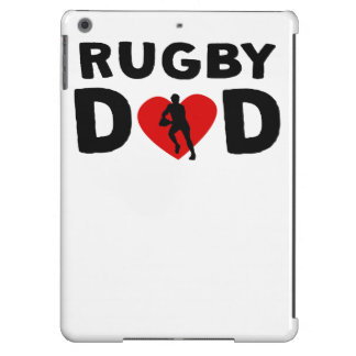 Rugby Dad Cover For iPad Air