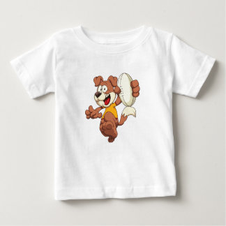 Rugby Dog Baby T-Shirt