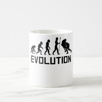 Rugby Evolution Coffee Mug