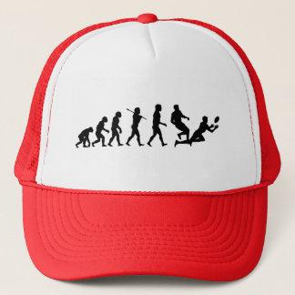 Rugby Evolution Fun Sports Trucker Hat