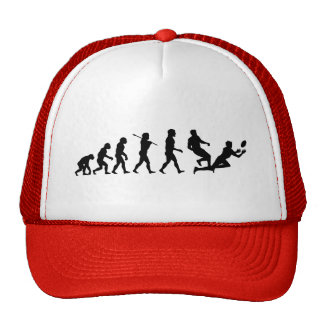 Rugby Evolution Fun Sports Trucker Hat
