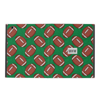 Rugby / Football custom monogram device covers
