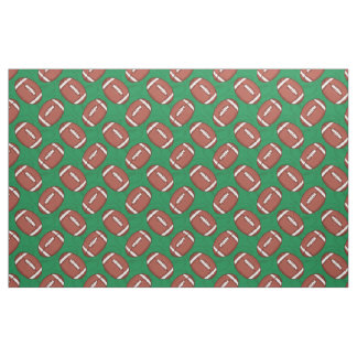 Rugby / Football Pattern fabric