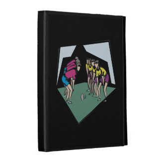 Rugby Game iPad Case