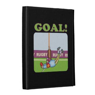 Rugby Goal 2 iPad Folio Cases