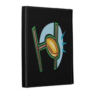 Rugby Goal iPad Folio Cases