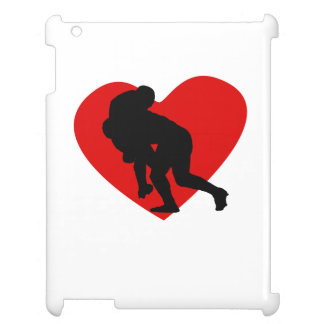 Rugby Heart Cover For The iPad 2 3 4