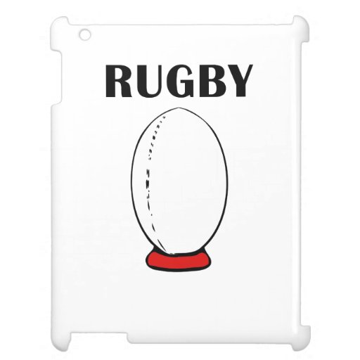 Rugby iPad Covers
