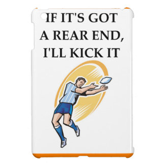 rugby iPad mini case