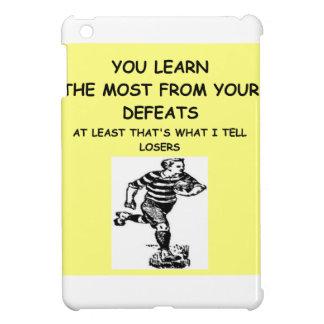 rugby iPad mini covers