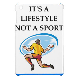 rugby iPad mini cover