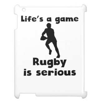Rugby Is Serious Case For The iPad