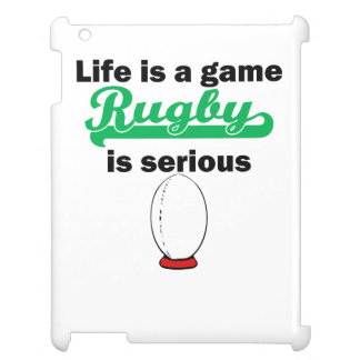 Rugby Is Serious Cover For The iPad