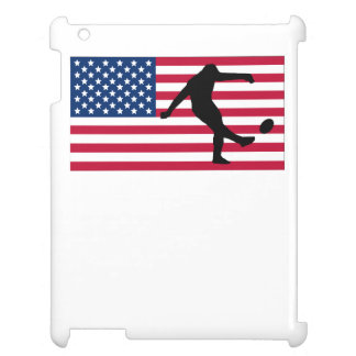 Rugby Kick American Flag Cover For The iPad